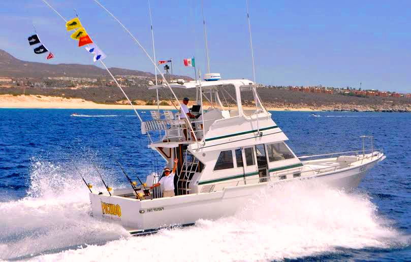 45ft Picudo Sportfishing