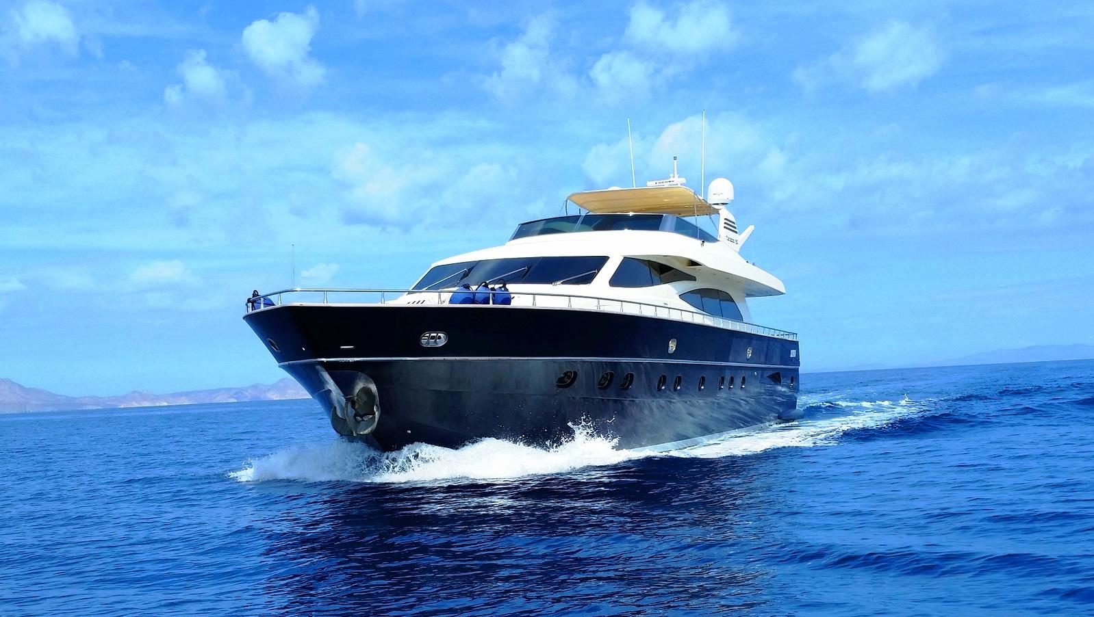 93ft Yacht Catari