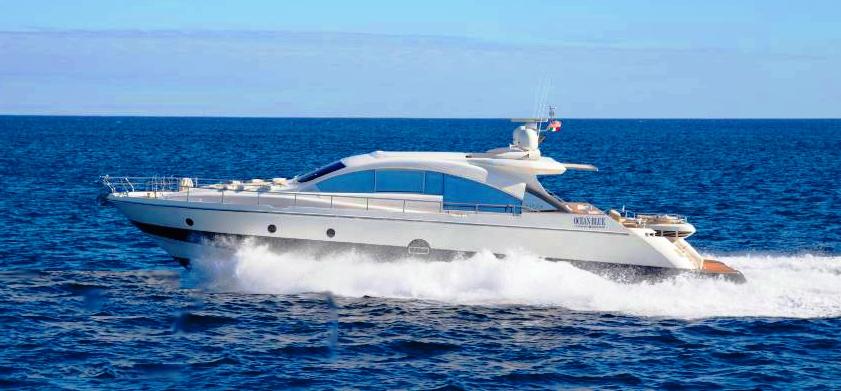 Luxury Yachts Los Cabos