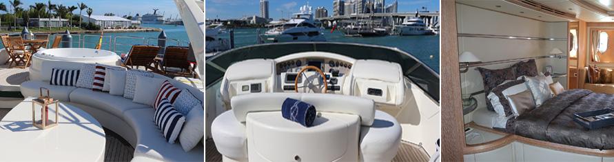 100ft Yacht Ganesha - Cabo San Lucas