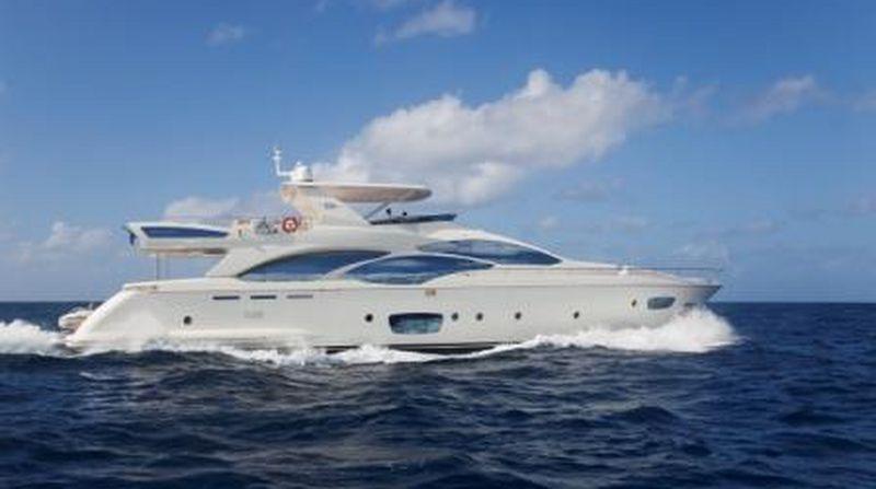 95ft Yacht Andreika - Cabo San Lucas